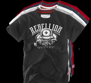 "T-Shirt ""Rebellion MC 2"""