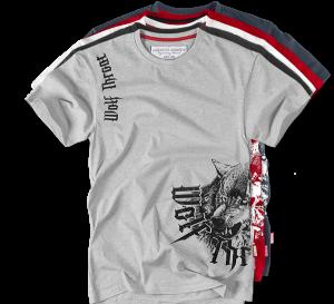 "T-Shirt ""Wolf Throat"""