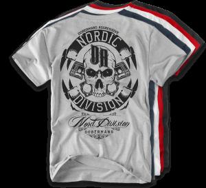 "T-shirt ""DA Nordic Division"""