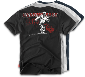 "T-shirt ""Fighting Rage"""