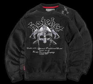 "Sweatshirt ""Hatchet 2"""
