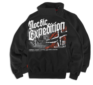 "Sweatjacke ""Expedition"""