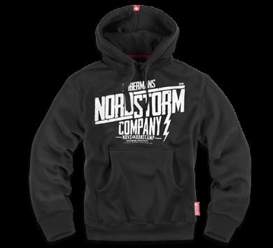"""Kapuzensweatshirt """"Nord Storm"""""""