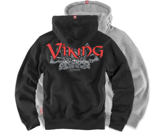 "Kapuzenjacke,zip ""Viking"""