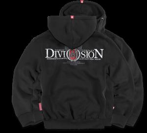 "Kapuzenjacke,zip ""Division 44"""