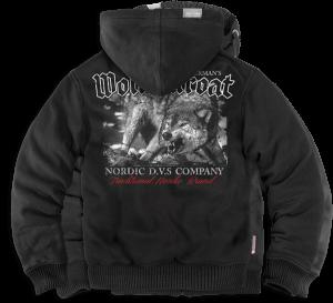 """Bonded jacket """"Wolf Throat"""""""
