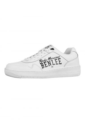 "Shoes Benlee ""Linwood"" white"