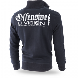 """Sweatjacke """"Offensive Division"""""""