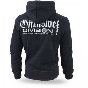 "Kapuzenjacke,zip ""Offensive Division"""