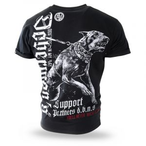 "T-Shirt ""Dobermans Support"""