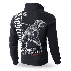 "Sweatjacke ""Dobermans Support"""