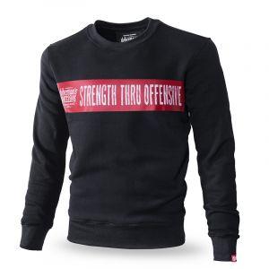 "Sweatshirt ""Strength Thru Offensive"""