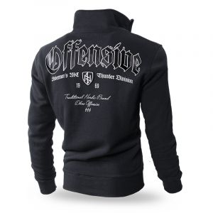 "Sweatjacke ""Thunder Offensive"""