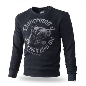 """Sweatshirt """"Dangerous Dog"""""""