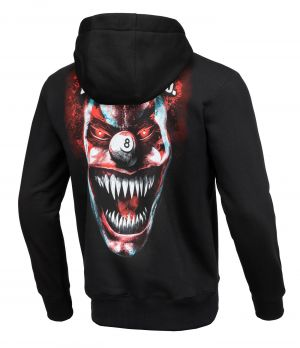 "Kapuzensweatshirt ""Terror Clown"""