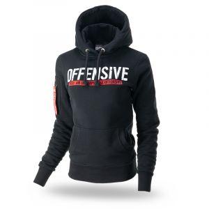 "Kapuzensweatshirt ""An Unstoppable Offensive"""