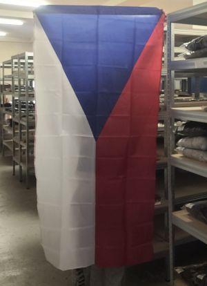 Flagge Tschechiens